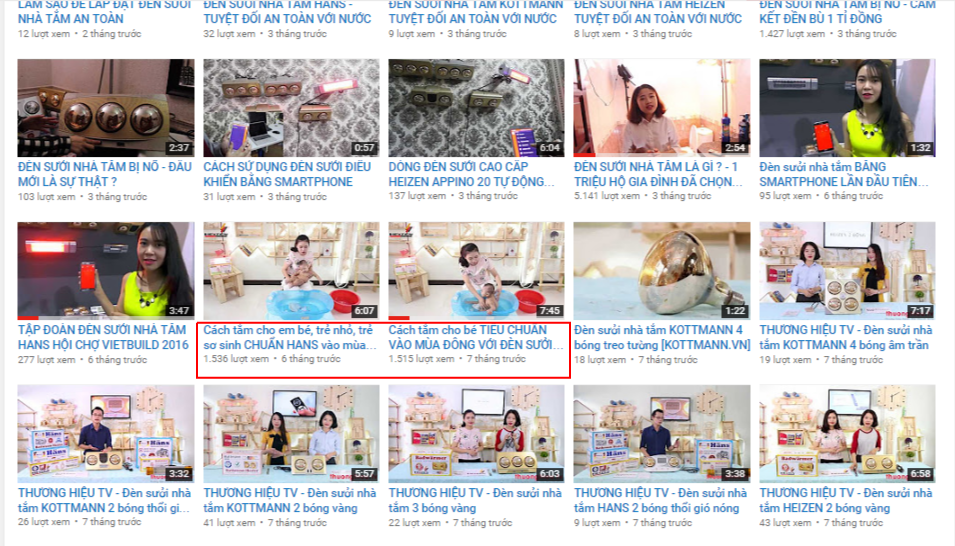 TẬP ĐOÀN HANS OFFICAL CHANNEL YouTube 1